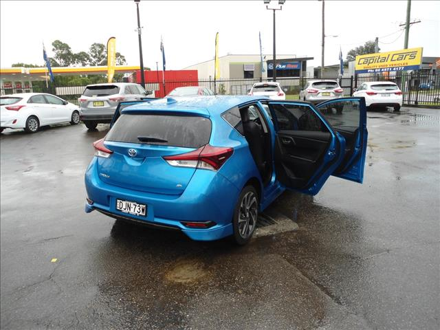 2016 TOYOTA COROLLA ZR ZRE182R MY15 5D HATCHBACK