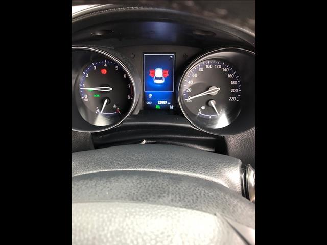 2019 TOYOTA C-HR STANDARD (2WD) NGX10R 5D HATCHBACK