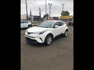 2017 TOYOTA C-HR (2WD) NGX10R UPDATE 4D WAGON