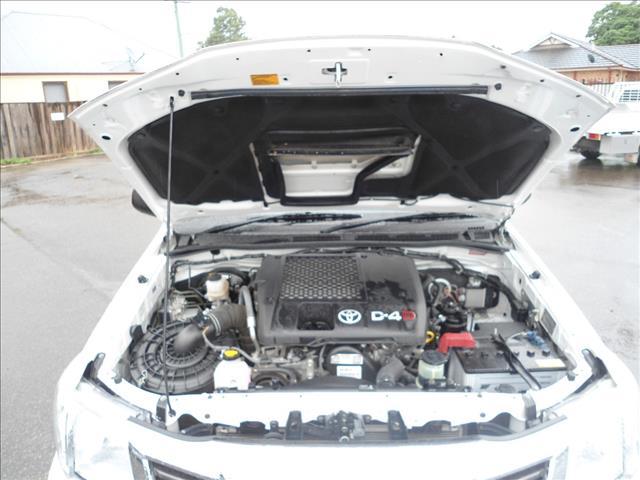 2015 TOYOTA HILUX SR (4x4) KUN26R MY14 DUAL CAB P/UP