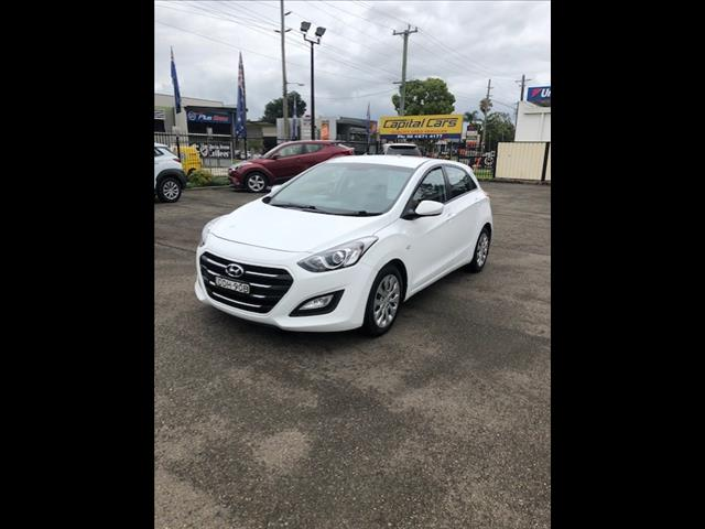 2015 HYUNDAI i30 ACTIVE GD4 SERIES 2 5D HATCHBACK