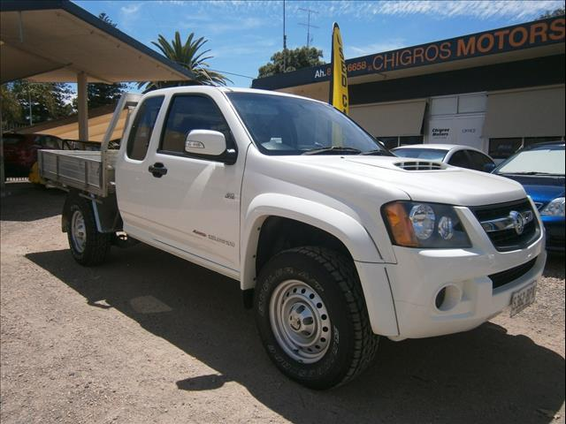 2010 HOLDEN COLORADO LX (4x4) RC MY10 SPACE C/CHAS