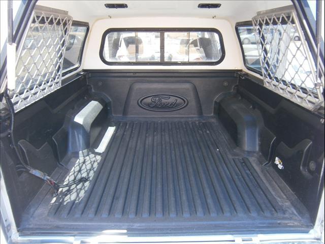 2009 FORD RANGER XL (4x4) PJ 07 UPGRADE DUAL CAB P/UP