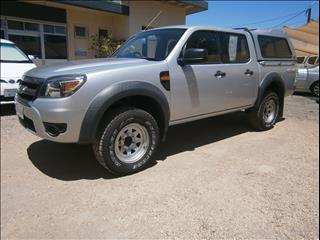 2009 FORD RANGER XL (4x4) PJ 07 UPGRADE DUAL CAB P/UP