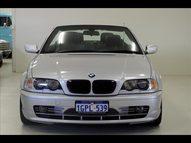 2002 BMW 330CI  E46 CONVERTIBLE