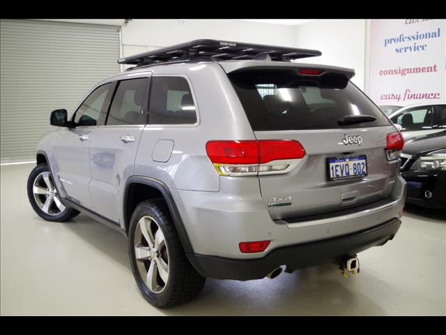 2015 JEEP GRAND CHEROKEE Limited WK WAGON