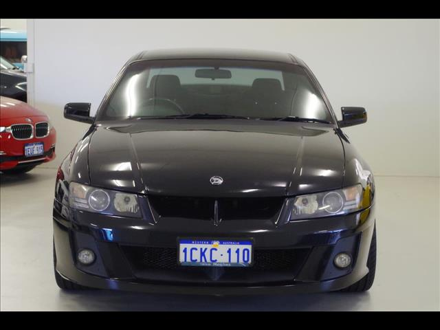 2005 HOLDEN SPECIAL VEHICLES CLUBSPORT  Z Series SEDAN