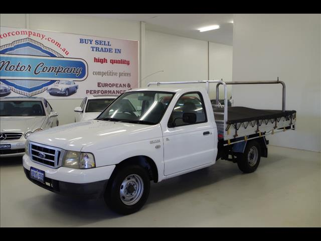 2005 FORD COURIER GL PH CAB CHASSIS