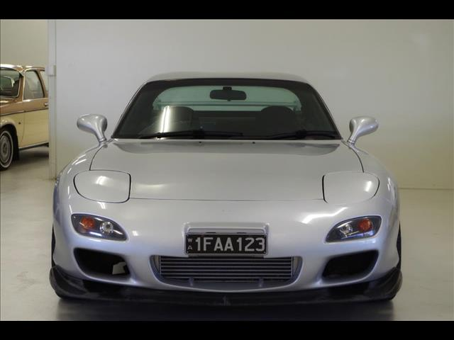 2000 MAZDA RX-7 RB FD COUPE