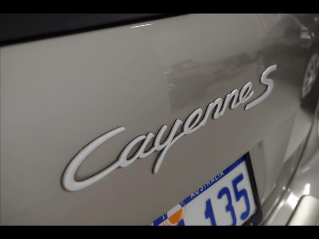 2007 PORSCHE CAYENNE S 9PA WAGON