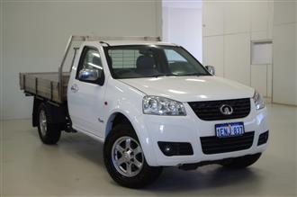 2014 GREAT WALL V240  K2 CAB CHASSIS