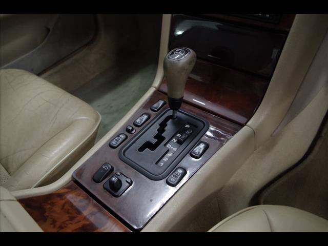 1998 MERCEDES-BENZ E320 Elegance W210 SEDAN