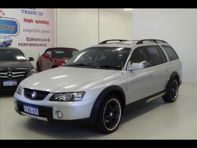 2004 HOLDEN ADVENTRA LX8 VY II WAGON