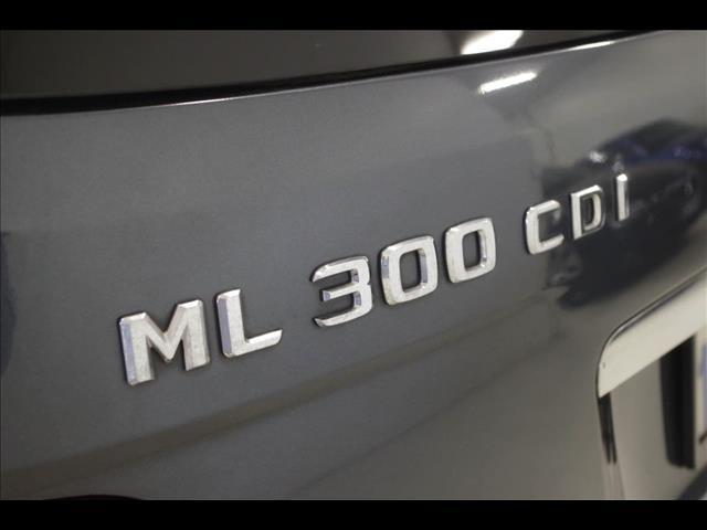 2010 MERCEDES-BENZ ML300 CDI BlueEFFICIENCY W164 WAGON
