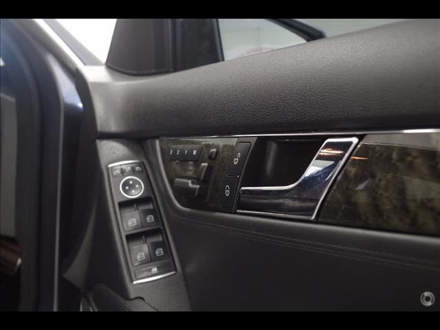 2010 MERCEDES-BENZ C63 AMG W204 SEDAN