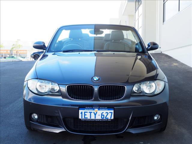 2008 BMW 125I  E88 CONVERTIBLE
