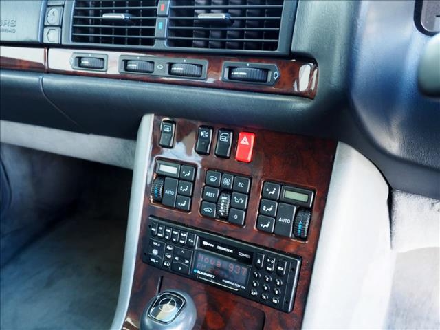 1994 MERCEDES-BENZ S320  W140 SEDAN