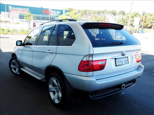 2006 BMW X5  E53 WAGON
