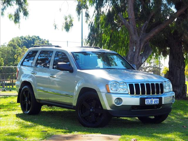 2007 JEEP GRAND CHEROKEE Limited WH WAGON
