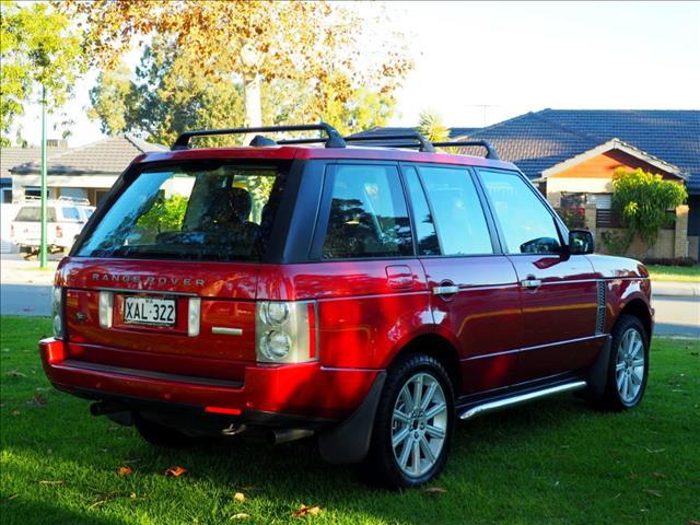 2007 LAND ROVER RANGE ROVER VOGUE Super Charged L322 WAGON