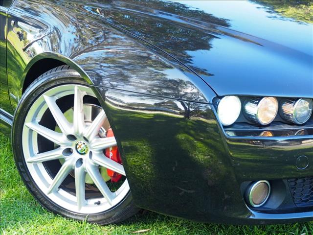2009 ALFA ROMEO 159 JTD (No Series) SEDAN