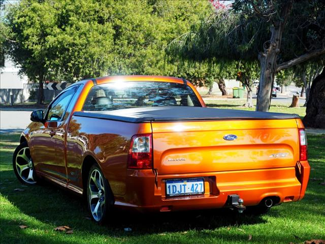 2010 FORD FALCON UTE XR6 50th Anniversary FG UTILITY