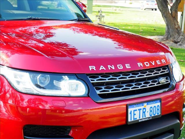 2015 LAND ROVER RANGE ROVER SPORT TDV6 SE L494 WAGON