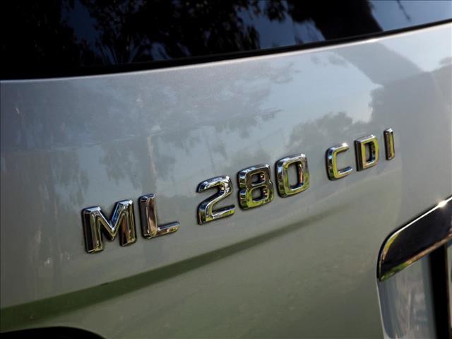 2009 MERCEDES-BENZ ML280 CDI  W164 WAGON
