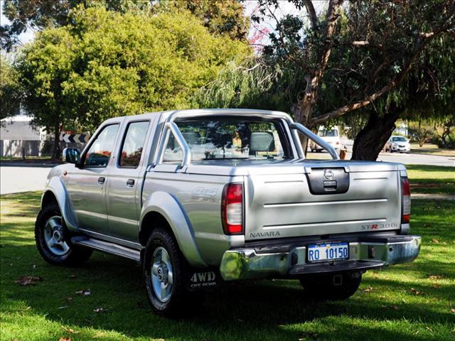 2004 NISSAN NAVARA ST-R D22 S2 UTILITY