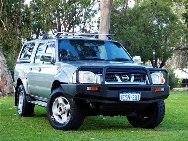 2006 NISSAN NAVARA ST-R D22 S2 UTILITY
