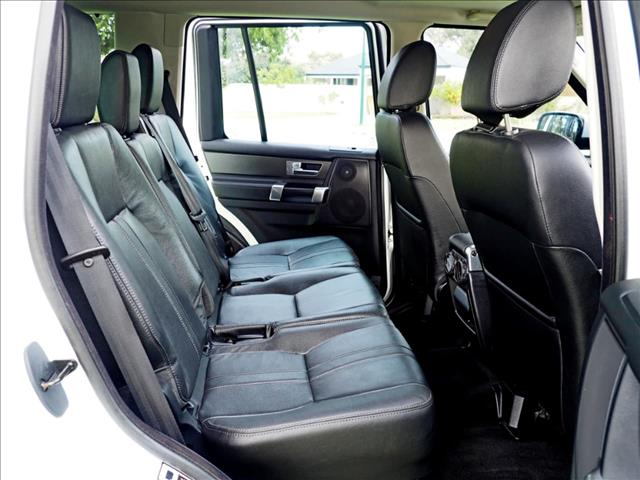 2011 LAND ROVER DISCOVERY 4 TdV6 Series 4 WAGON