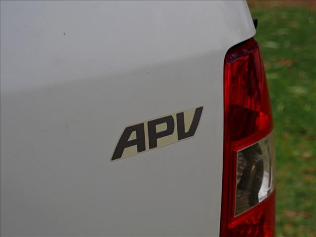 2013 SUZUKI APV  (No Series) VAN
