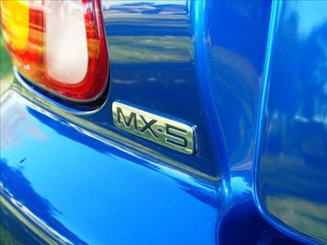 1999 MAZDA MX-5 10th Anniversary NB Series 1 SOFTTOP