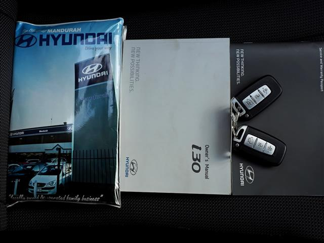 2013 HYUNDAI I30 Elite GD HATCHBACK