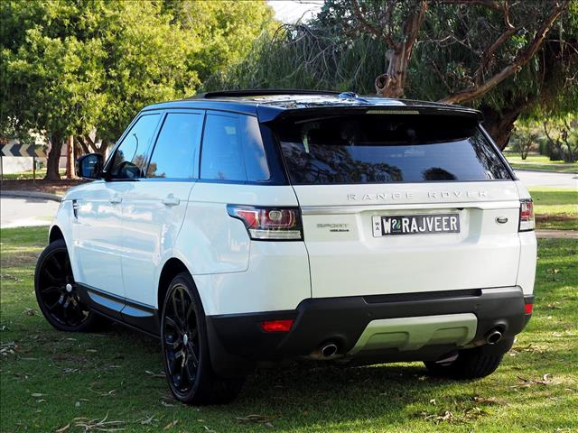 2015 LAND ROVER RANGE ROVER SPORT SDV6 HSE L494 WAGON