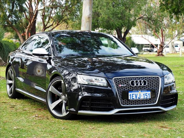 2011 AUDI RS5  8T COUPE