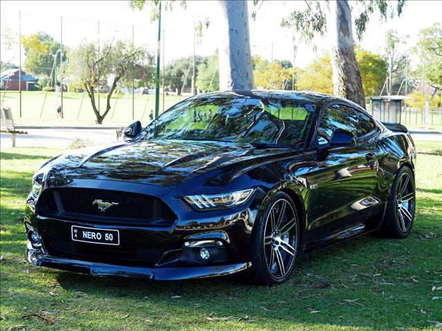 2016 FORD MUSTANG GT FM FASTBACK