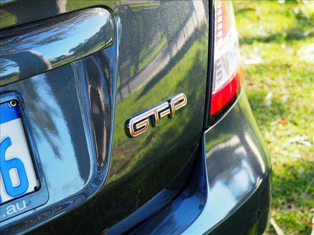 2008 FORD PERFORMANCE VEHICLES GT-P  FG SEDAN