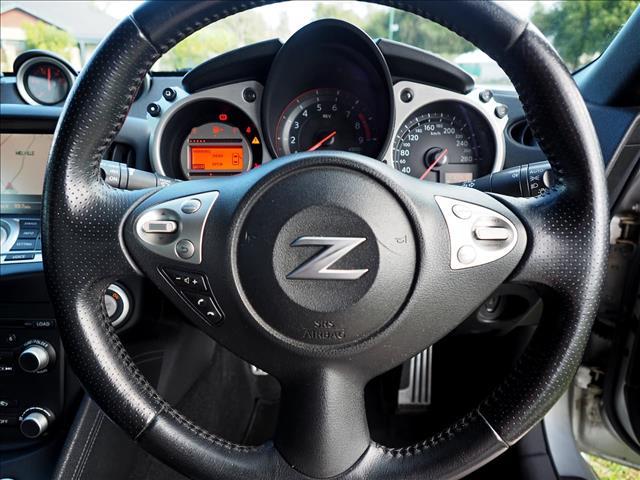 2009 NISSAN 370Z  Z34 COUPE