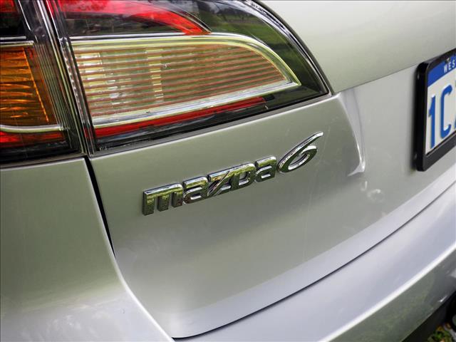 2008 MAZDA 6 Classic GH Series 1 WAGON
