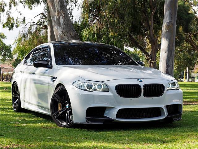 2012 BMW M5  F10 SEDAN