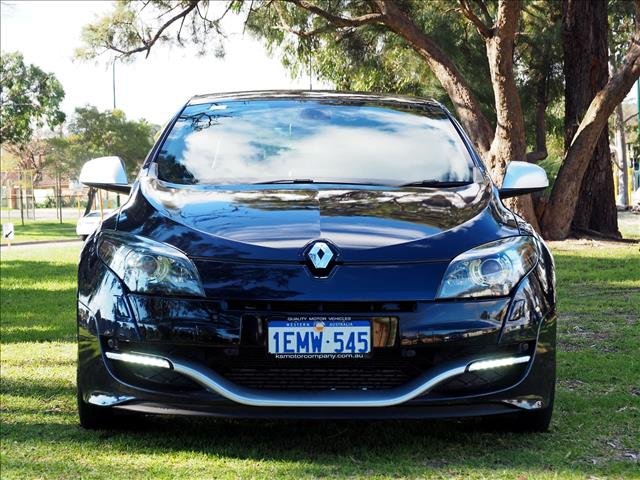 2013 RENAULT MEGANE R.S. 265 Red Bull RB8 III D95 COUPE