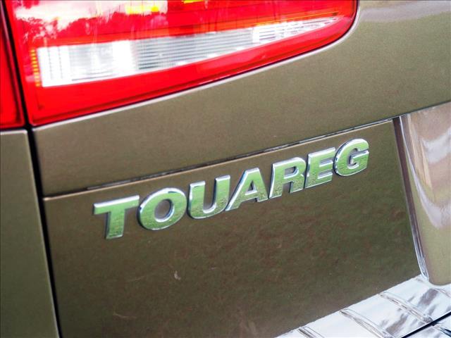 2013 VOLKSWAGEN TOUAREG V8 TDI R-Line 7P WAGON