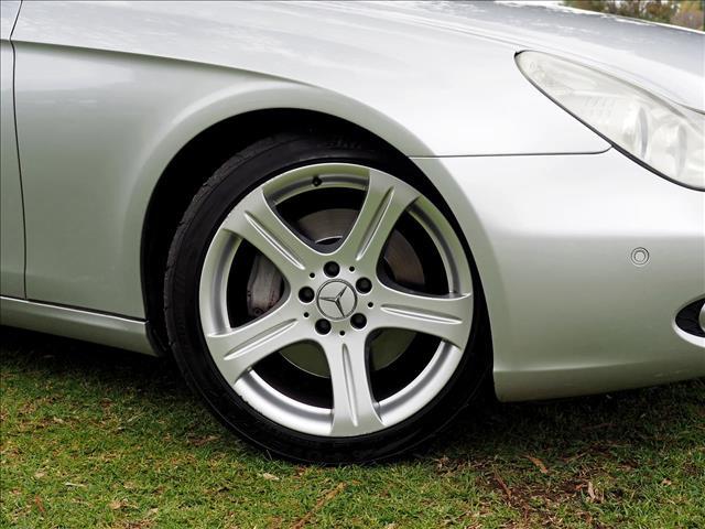 2005 MERCEDES-BENZ CLS500  C219 SEDAN