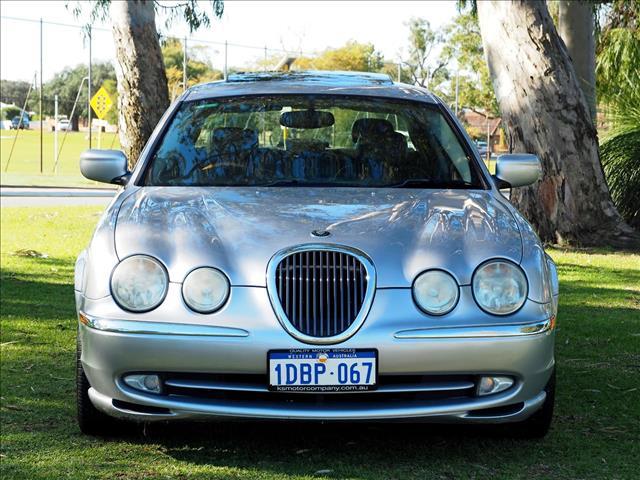 2001 JAGUAR S-TYPE  X200 SEDAN