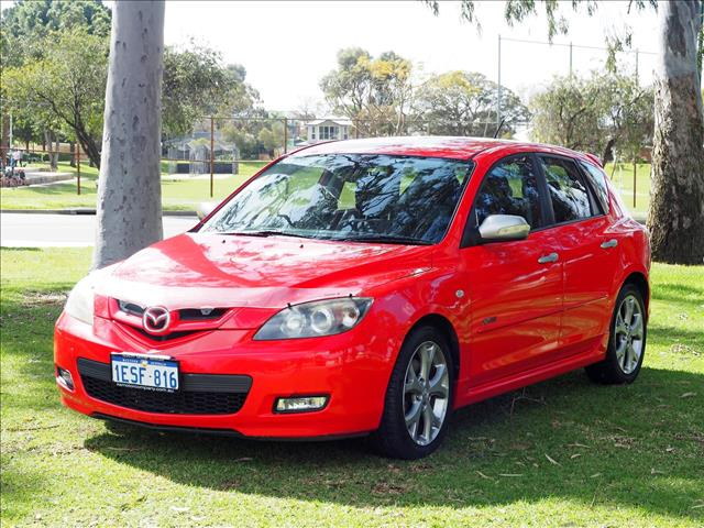 2006 MAZDA 3 SP23 BK Series 1 HATCHBACK