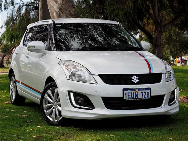 2015 SUZUKI SWIFT GLX Navigator FZ HATCHBACK