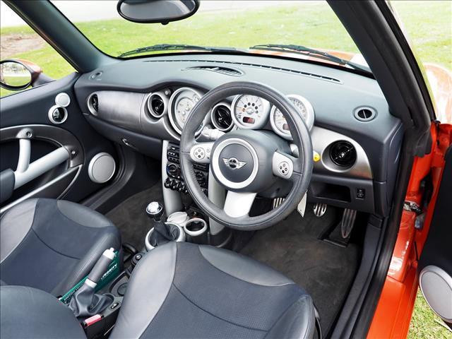 2006 MINI CABRIO Cooper S R52 CONVERTIBLE