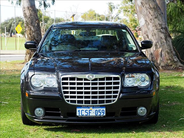 2007 CHRYSLER 300C SRT-8 (No Series) SEDAN