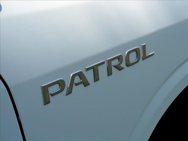 2008 NISSAN PATROL DX GU 6 CAB CHASSIS